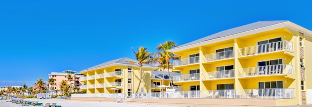Sandpiper Gulf Resort - Fort Myers Beach - Building
