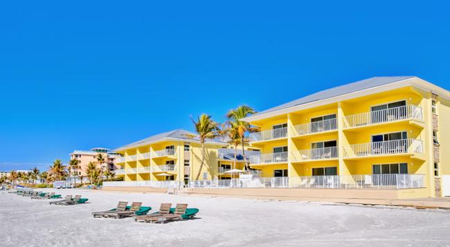 Sandpiper Gulf Resort - Fort Myers Beach - Building