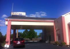 Budget Inn - Charlotte - Building