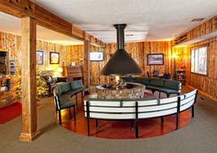 Chateau Apres Lodge - Park City - Front desk
