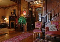 1899 Wright Inn & Carriage House - Asheville - Lobby
