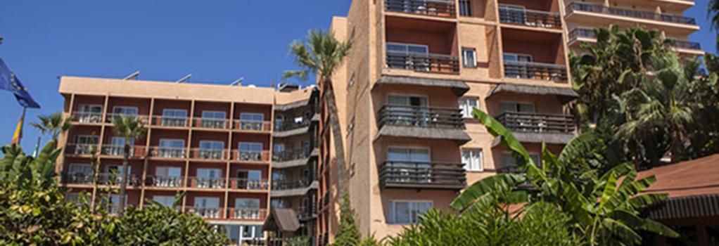 Hotel Tropicana - Torremolinos - Outdoor view
