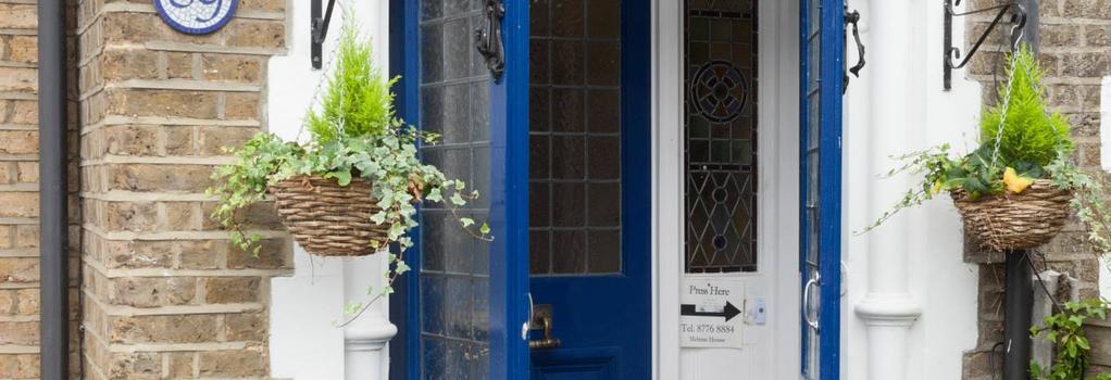 Melrose House - London - Building