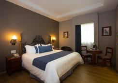 Zocalo Central Mexico City - Mexico City - Bedroom