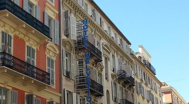 Hôtel Helvétique - Nice - Building