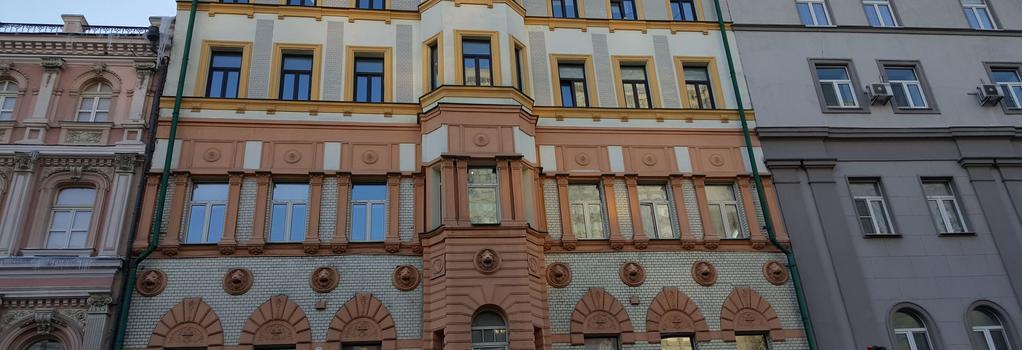 Hostels Rus-Arbat - Moscow - Building