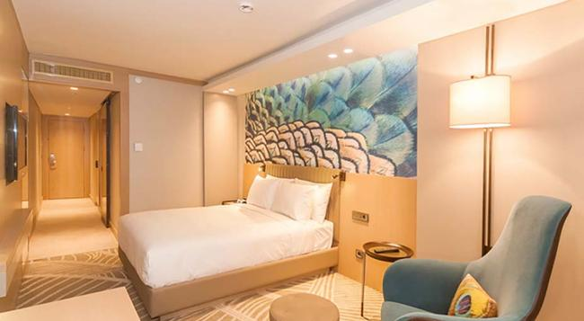 DoubleTree by Hilton Hotel Istanbul - Sirkeci - Istanbul - Bedroom