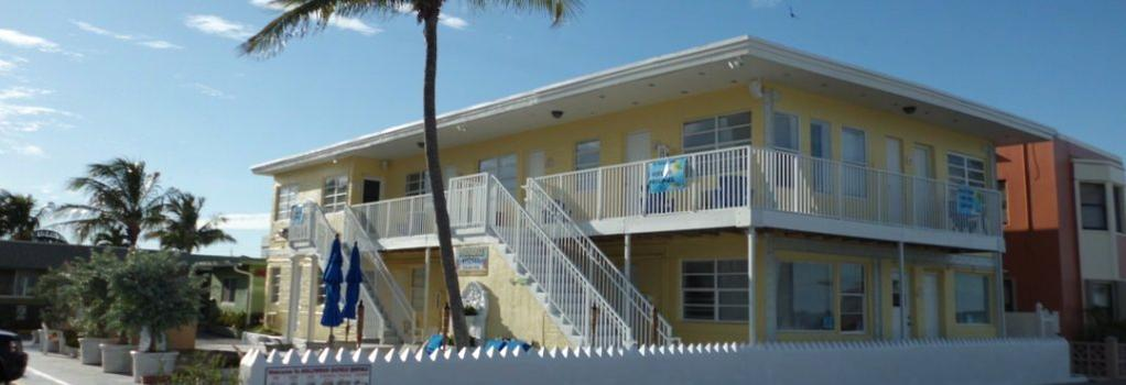 Paradise Oceanfront Hotel - Hollywood - Building