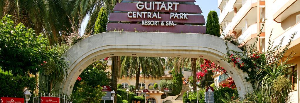 Guitart Central Park Aqua Resort 3 - Lloret de Mar - Building