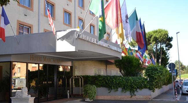 Hotel Marc Aurelio - Rome - Building