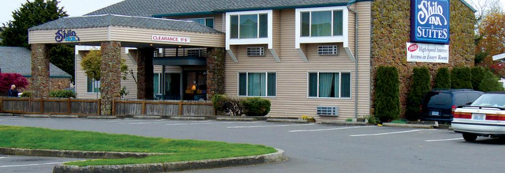 Shilo Inn & Suites Salmon Creek / Vancouver - Washington - Vancouver - Building