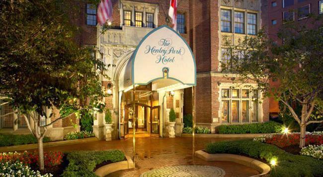 The Henley Park Hotel - Washington - Building