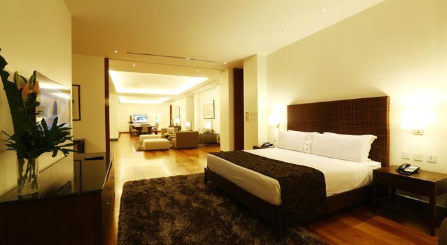 City Garden Grand Hotel - Makati - Bedroom