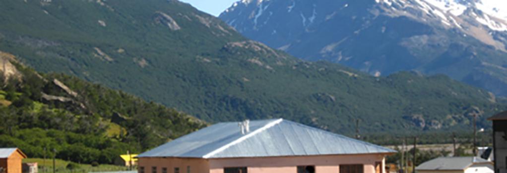 Hosteria Koonek - El Chaltén - Building