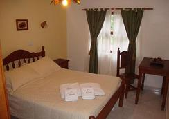 Hosteria Koonek - El Chaltén - Bedroom
