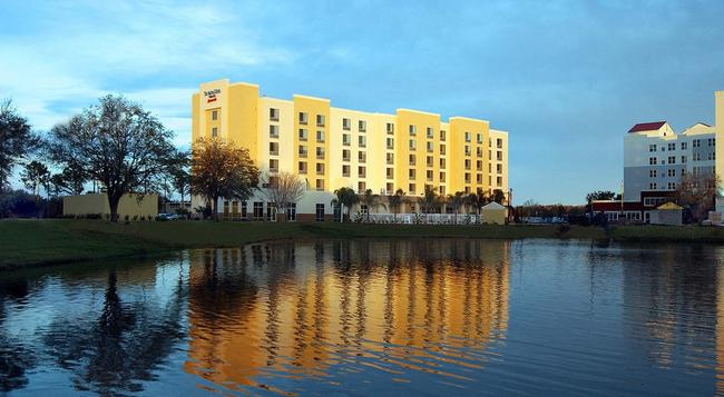 SpringHill Suites by Marriott Orlando Airport - Orlando - Building