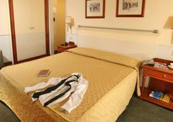 Hotel Delle Vittorie - Rome - Bedroom