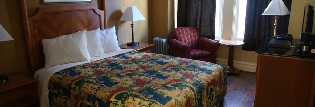 Yale Hotel - San Francisco - Bedroom