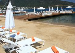 Grand Yazici Hotel & Spa Bodrum - Boutique Class - Bodrum - Beach
