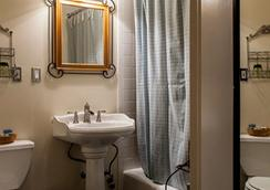 The Townhouse Inn of Chelsea - New York - Bathroom