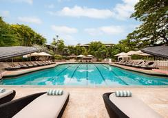 Hilton Trinidad & Conference Centre - Port of Spain - Pool