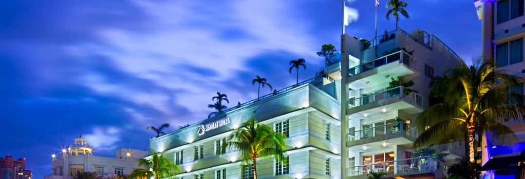 Bentley Hotel South Beach - Miami Beach - Building