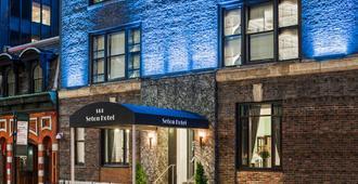 Seton Hotel - New York - Building