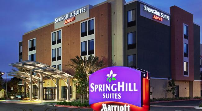 SpringHill Suites by Marriott Irvine John Wayne Airport Orange County - Irvine - Building