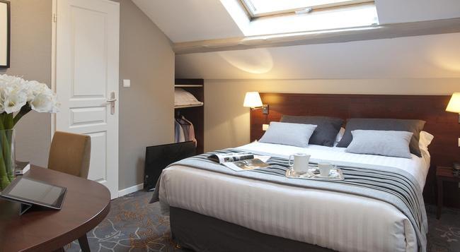 Allobroges Hotel - Annecy - Bedroom