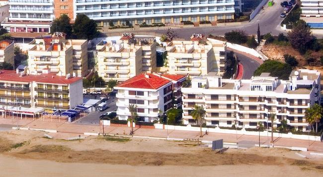 Hotel Natura Park - Coma-ruga - Building