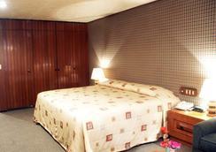 Maria Cristina Hotel - Mexico City - Bedroom