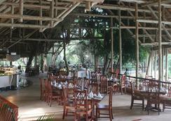 Chobe Safari Lodge - Kasane - Restaurant