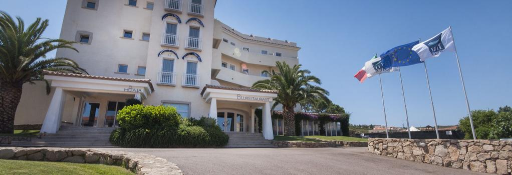 Hotel Baja - Arzachena - Building