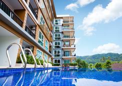 The Jasmine Nai Harn Beach Resort And Spa - Rawai - Outdoor view