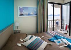 Résidence La Palme d'Azur Cannes Verrerie - Cannes - Bedroom