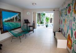 Hotel Casa Ticul - Playa del Carmen - Lounge