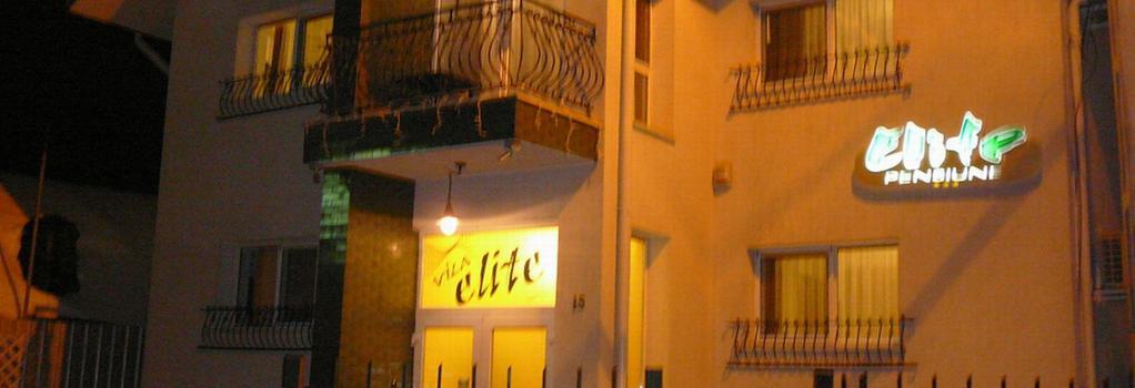 Pensiunea Elite - Bacau - Building