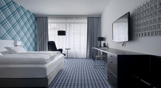 Antwerp City Hotel - Antwerp - Bedroom