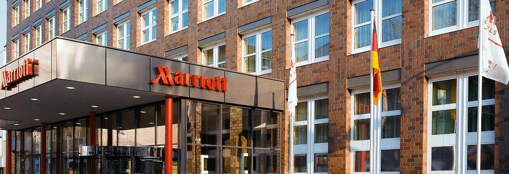 Cologne Marriott Hotel - Cologne - Building
