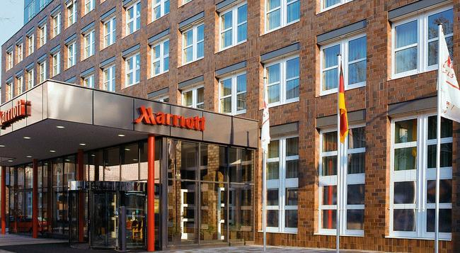 Cologne Marriott Hotel - Cologne - Building