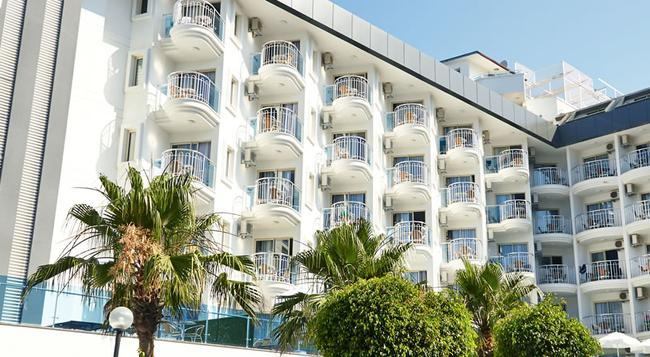 Smartline White City Beach - Alanya - Building