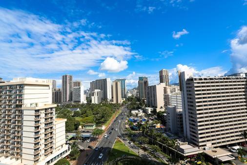 Hotel Lacroix Waikiki - Honolulu - Building