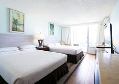 Hotel Lacroix Waikiki - Honolulu - Bedroom