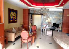 Hotel Presidente Internacional - Guayaquil - Lobby