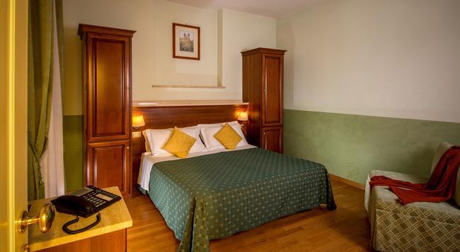 Hotel Centrale - Rome - Bedroom