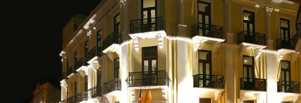 Antiguo Hotel Europa - Santo Domingo - Building