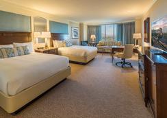 Little America Hotel - Salt Lake City - Bedroom