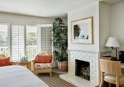 Hotel Carmel - Carmel-by-the-Sea - Bedroom