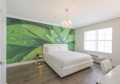 President Hotel - Miami Beach - Bedroom
