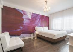The Penguin Hotel - Miami Beach - Bedroom